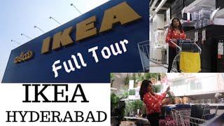 Ikea Hyderabad | Full Tour | Shopping |