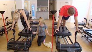 Das Training der Stars: Workout auf dem