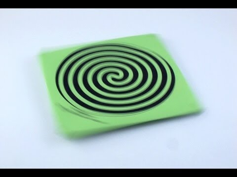 HOW TO MAKE A PAPER SPINNER   EASIEST WAY  2017 (HD) FASTEST METHOD
