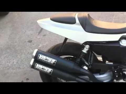 Harley Davidson Hd Xr1200 W Supertrapp 2 2 Doovi