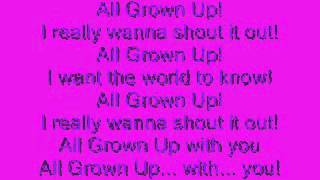 My Edited Rugrats All Grown Up Theme Song Lyrics.wmv