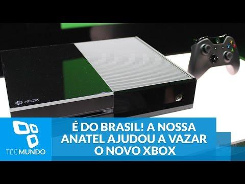 É Do Brasil! A Nossa Anatel Ajudou A Vazar O Novo Xbox