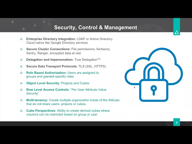 Cloud Transformation Course: Securing Data in the Cloud