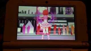 星光少女Pretty Rhythm~3DS遊玩