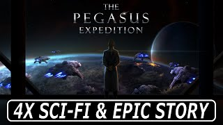 Details | NEW 4x Sci-Fi Strategy & Epic Immersive Story | The Pegasus Expedition