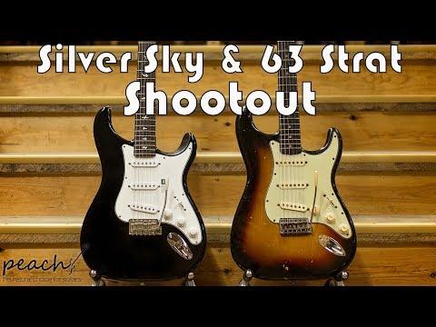 PRS Silver Sky John Mayer: OLD & NEW Rig Shootout!