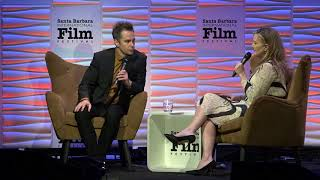 "SBIFF 2018 - Sam Rockwell Discusses ""The Green Mile"" & Tom Hanks"