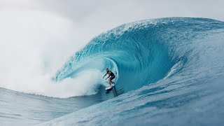 As Close As You Can Get to Flawless Teahupo'o Without a Board | SURFER