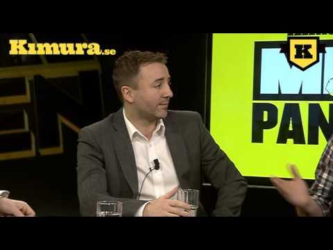 MMA Panelen - Alexander Gustafsson och George Sallfeldt
