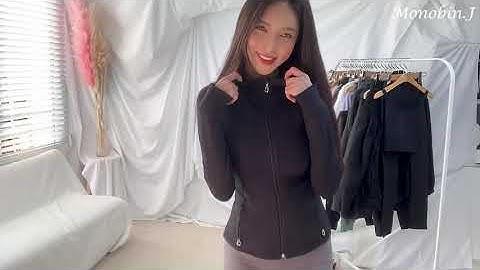 [룩북]✨내몸에 촥! 💫레깅스홀릭🖤 에슬레저 가을패션룩북/패션하울/MNJSTYLE/autumn coordination/lookbook/fashionhaul/part1