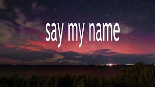 destiny child say my name (lyric ) destiny's child36.3 destiny's