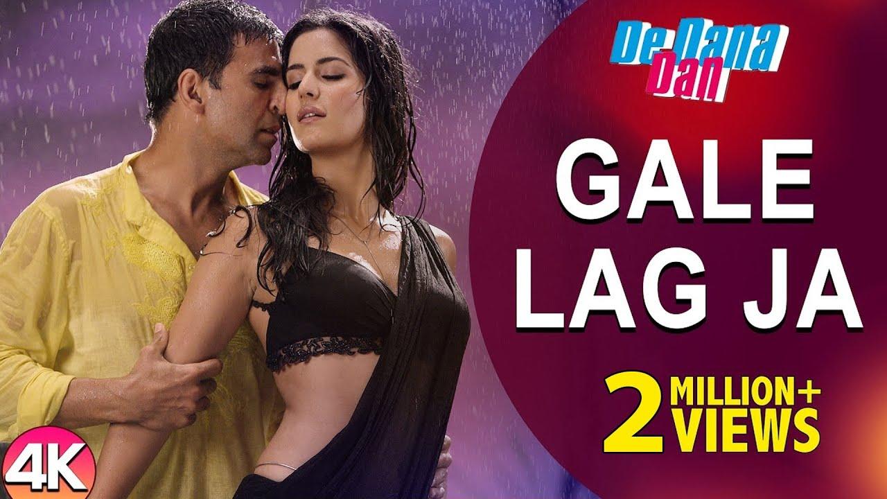 Download Gale Lag Ja - 4K Video | De Dana Dan | Akshay Kumar, Katrina Kaif | Best Bollywood Romantic Songs