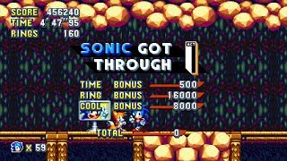 Sonic Mania: Part 10: Lava Reef Zone (Super Sonic & Tails)