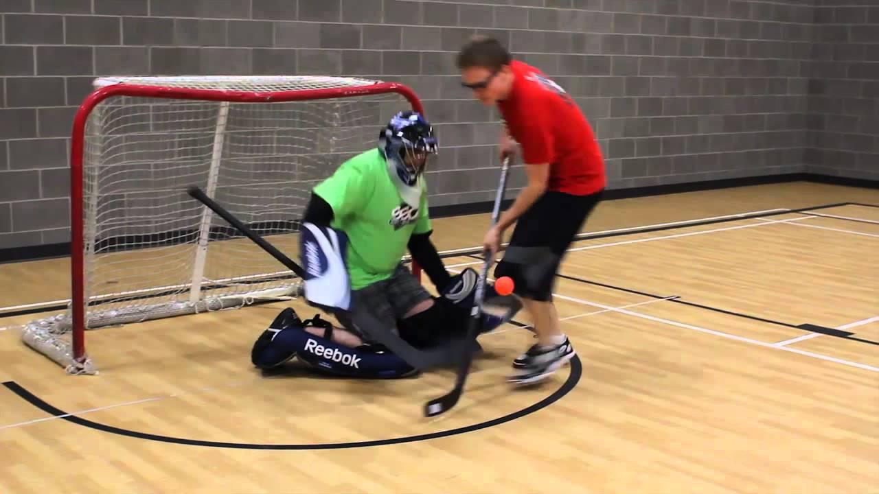 CSSC  Floor Hockey Goalies  YouTube