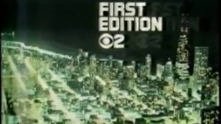 WBBM Channel 2 - First Edition (News Segment, 1979)