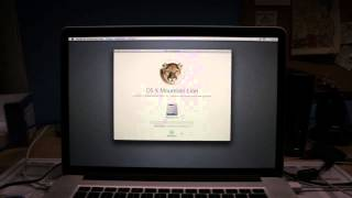 MAC OS X Mountain Lion Neu Installieren bzw. Formatieren