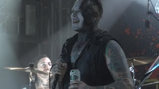 Combichrist - Live @ Volta, Moscow 08.08.2015 (Full Show)