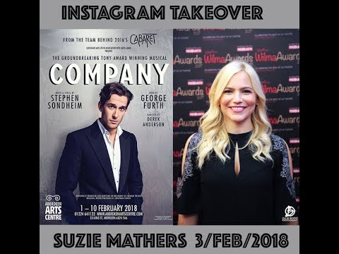 "Instagram Takeover: Wicked alumni take on Sondheim's musical ""Company"" in Aberdeen"