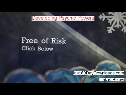 Developing Psychic Powers Review (Official 2014 PDF Review)