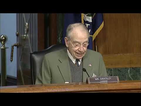 LIVE: Senate hearing on Janet Yellen's nomination as Treasury secretary