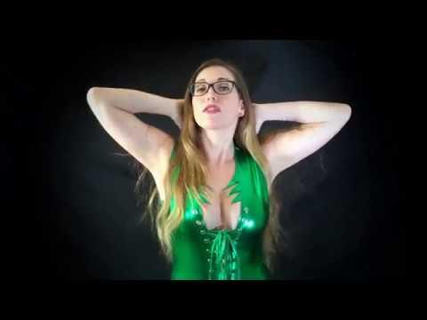 Poison Samantha hypnotizes you with her pheromone mist