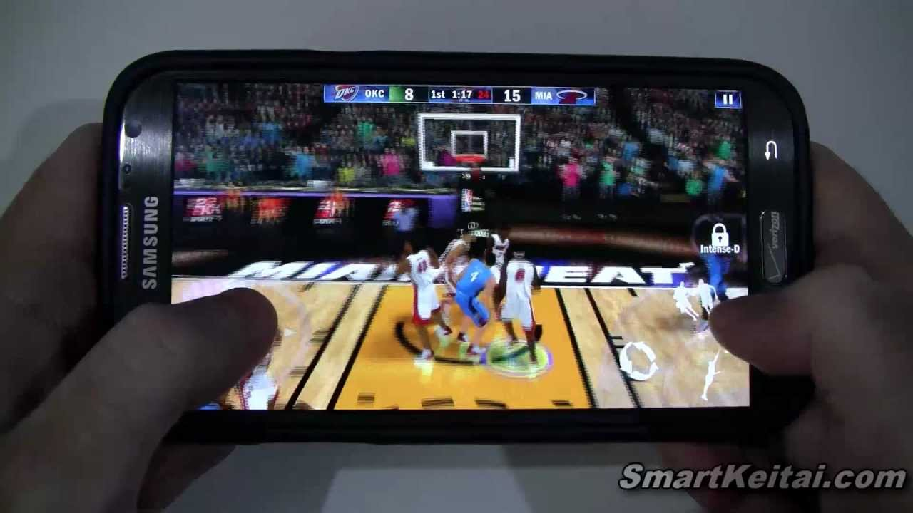 Top 10 android basketball games apps and live wallpapers nba top 10 android basketball games apps and live wallpapers nba all star 2013 youtube voltagebd Image collections