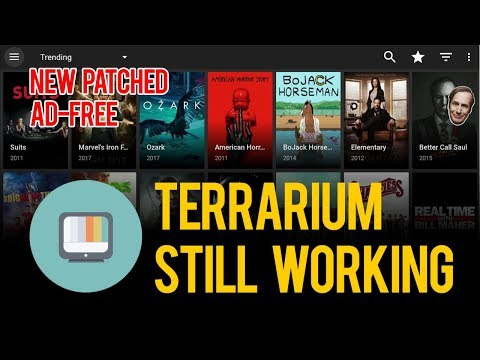 🔥🔥 TERRARIUM TV STILL WORKING FOR ANY ANDROID DEVICES! AD-FREE
