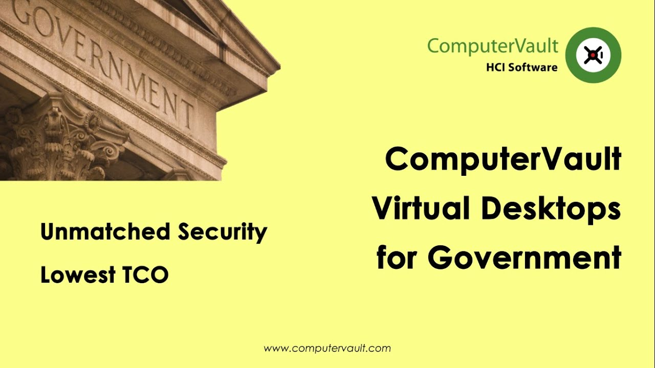 ComputerVault Government