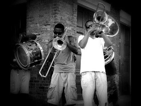 New Orleans' Street Jazz