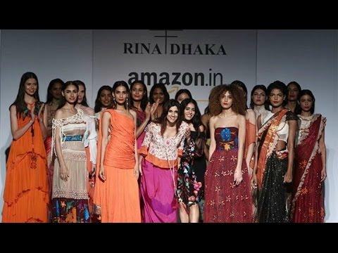 Rina Dhaka   Full Show   India Fashion Week   spring/Summer 2017