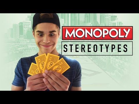 Monopoly Stereotypes
