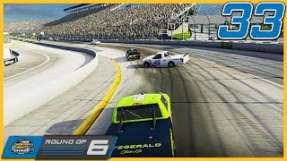 WendellChavous.exe Has Stopped Working | NASCAR Heat 3 Career Mode |Playoff Race 4/5 of 7|