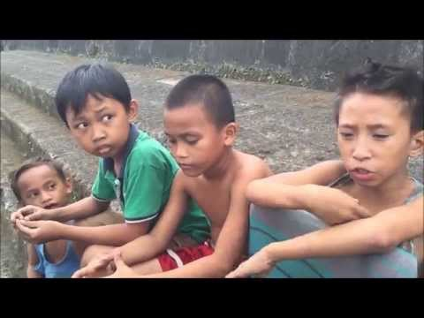 Street Children In The Philippines