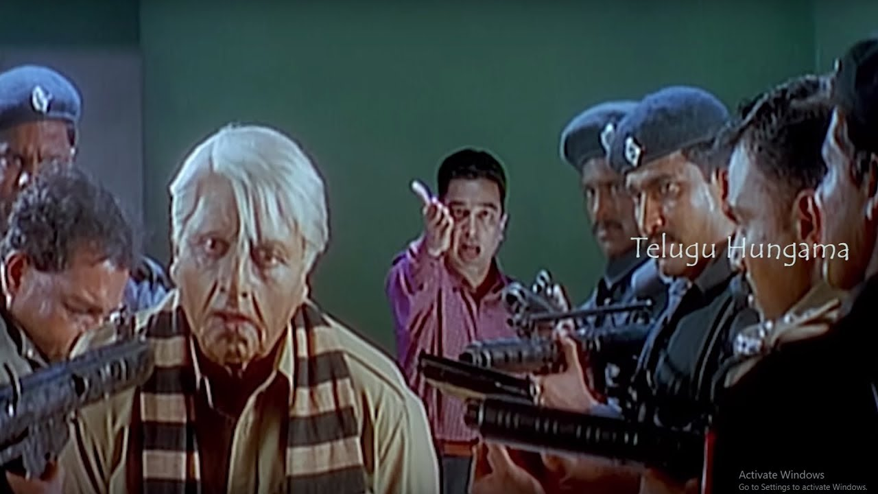 Download Kamal Haasan Emotional Climax Scene | Telugu Scenes | Telugu Hungama