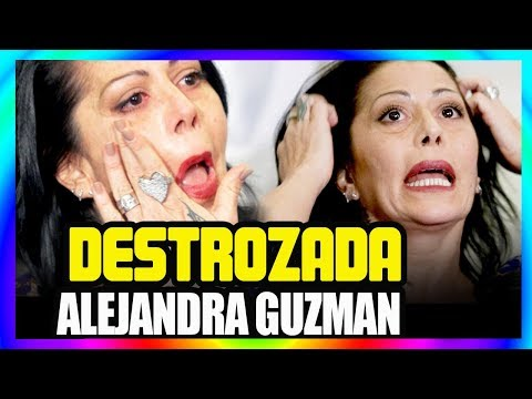 🛑 ¡ ULTIMO MINUTO Alejandra Guzman 😭 DEVASTADA ⛔ por esta  RAZÓN !