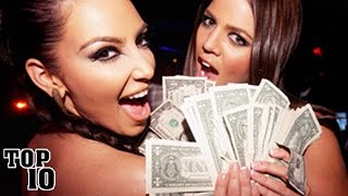 Top 10 Crazy Ways People Got Rich