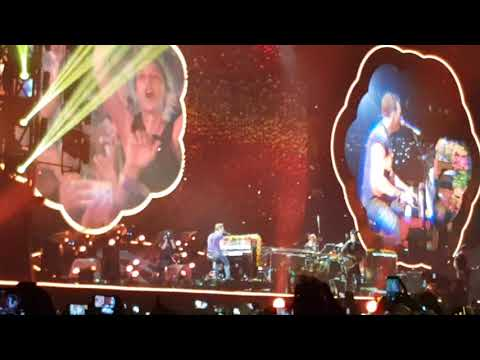 Coldplay - The Scientist - buenos aires 2017