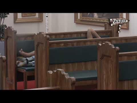 Zadruga 2 - Aleksandra i David se osamili u sudnici - 11.10.2018.