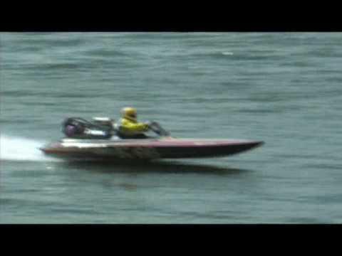 K-Boat Race at Puddingstone