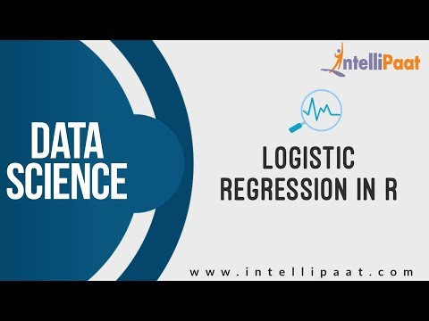 Logistic Regression in R | R Tutorial | Online R Training | Intellipaat