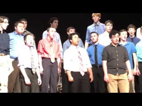 Flower mound high school choir - Shade of Blue