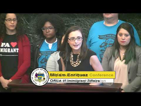 Councilwoman Gym, Partners Launch Fundraising Campaign for DACA Application Fees