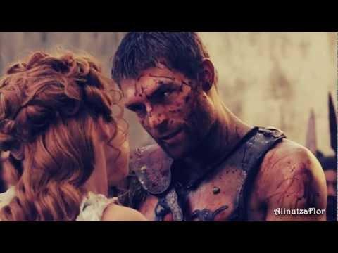 Spartacus & Laeta Gannicus & Sibyl My kind of love