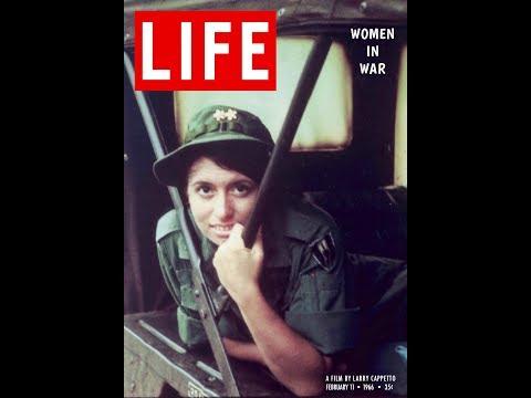 Women In War® - The Mini-Series, Episode 1, Vietnam, Lou Eisenbrandt