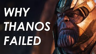 Avengers: Endgame: Fan Theory: Why Thanos Failed And Was Wrong | Snap Consequences Explained
