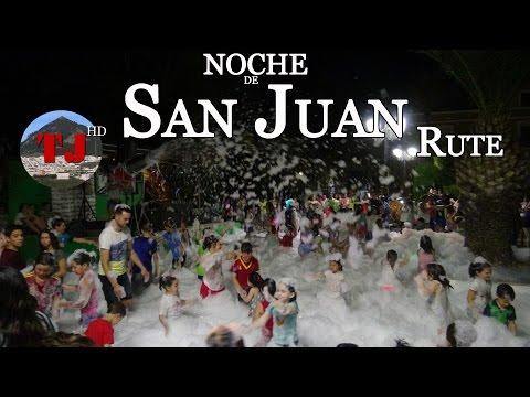 Noche de San Juan. Rute, 2016