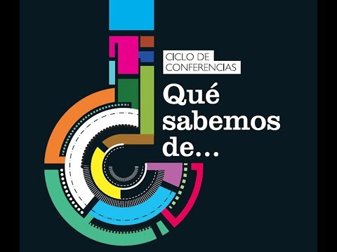 CFM | ¿Qué sabemos de...? 2017 Jose Luis Fernández Barbón