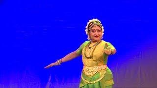 Bharatanatyam Natyarangam 2013 day 1 Dr. Padma Subrahmanyam