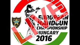 2016 ipsc european handgun championship live
