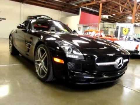 2012 mercedes-benz sls for sale: mercedes sls amg roadster - youtube